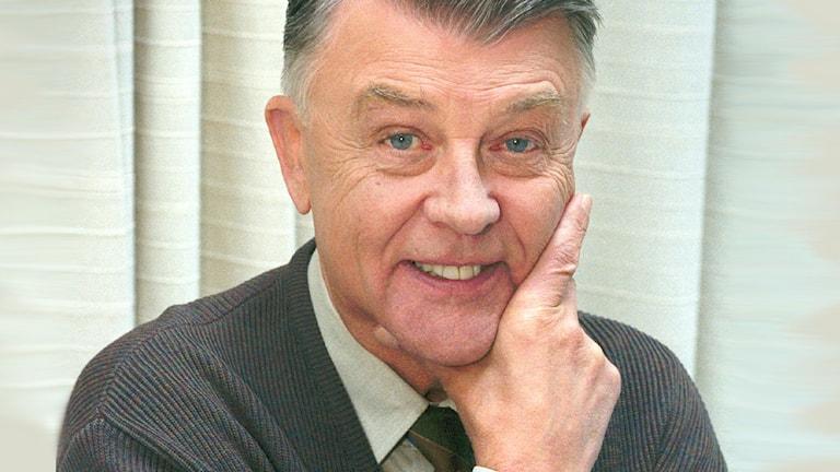 Sven-Bertil Taube år 2000. Foto: Micke Grönberg/Sveriges Radio