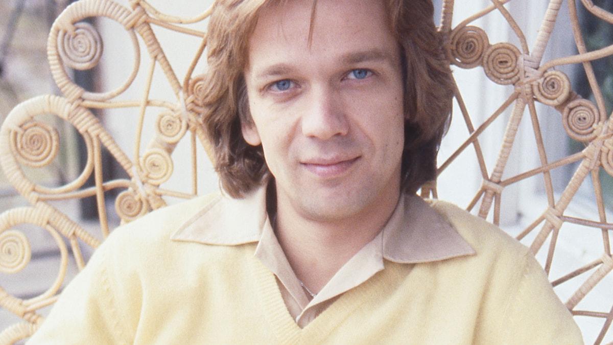 Björn Skifs 1978. Foto: SVT Bild.