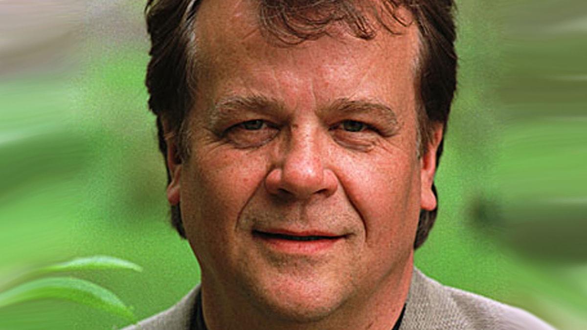 Lars Berghagen. Foto: SVT Bild