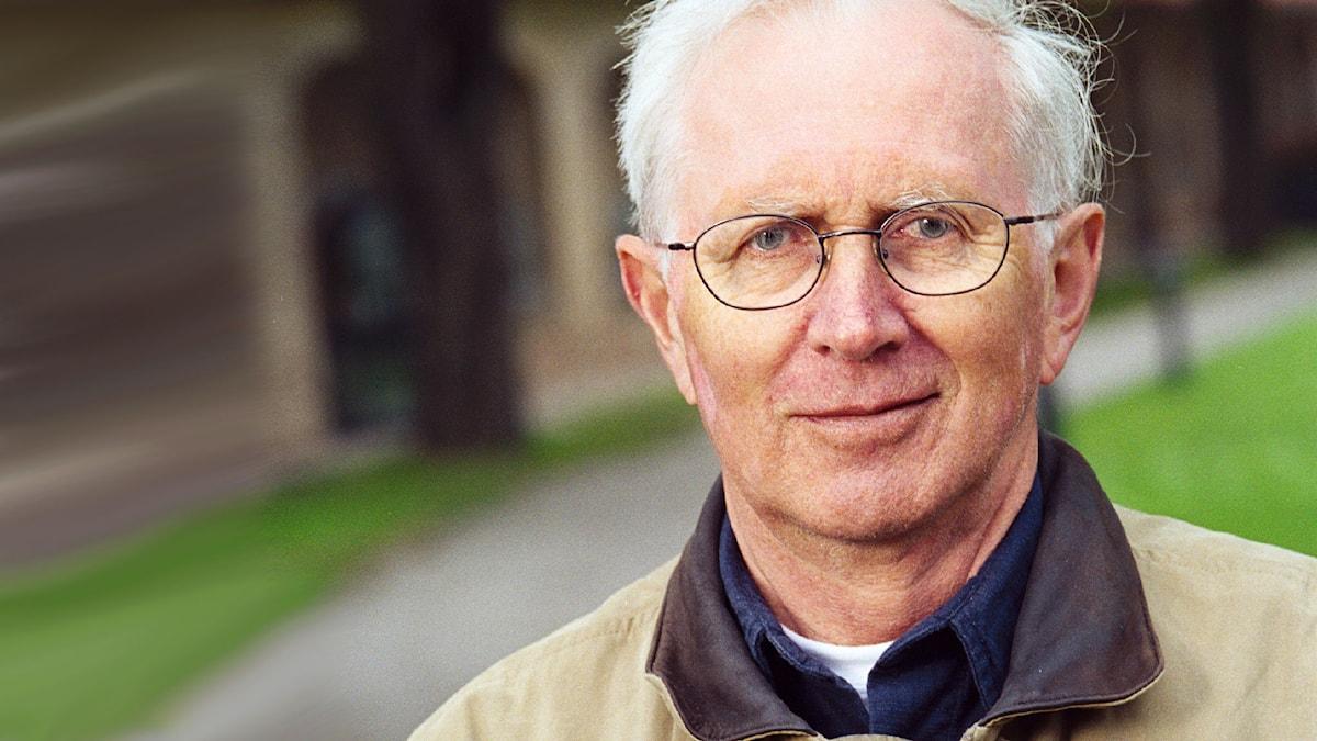 Olle Leino 2001. Foto: Johan Ljungström/Sveriges Radio