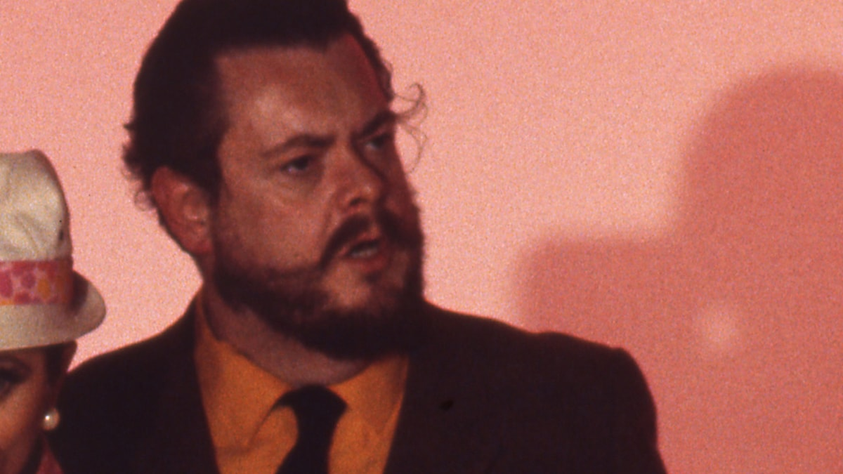 Åke Falck. Foto: SVT Bild (från 1970)