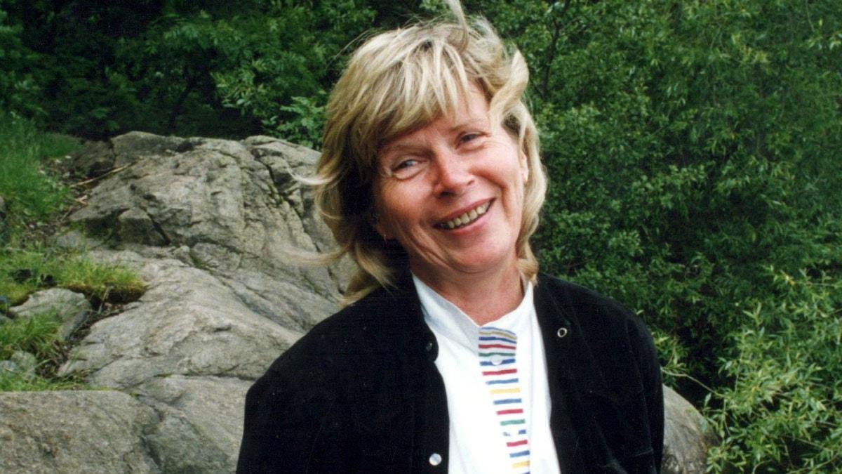 Bodil Jönsson. Foto: Malin Lundberg/TT (från 1993).