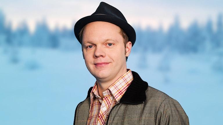 Olof Wretling. Foto: Sveriges Radio