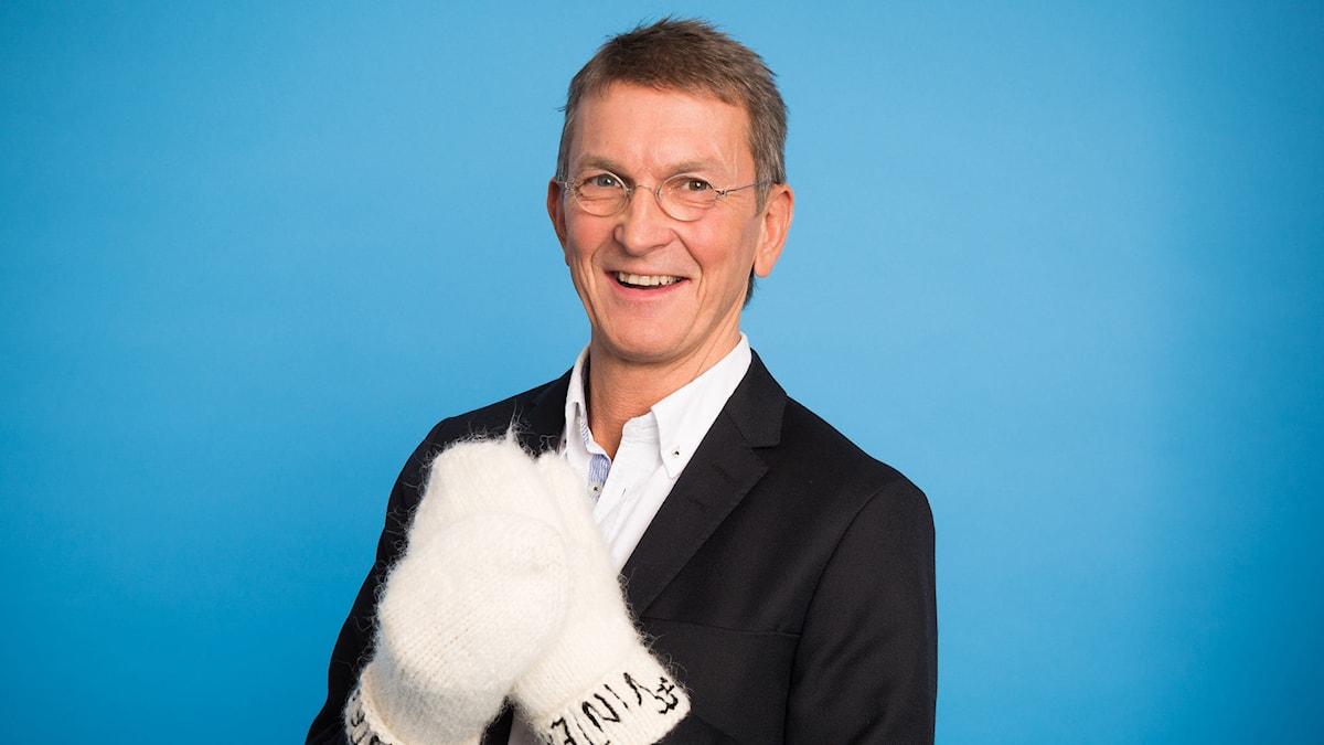 Tomas Sjödin - Vinter 2014. Foto: Mattias Ahlm/Sveriges Radio