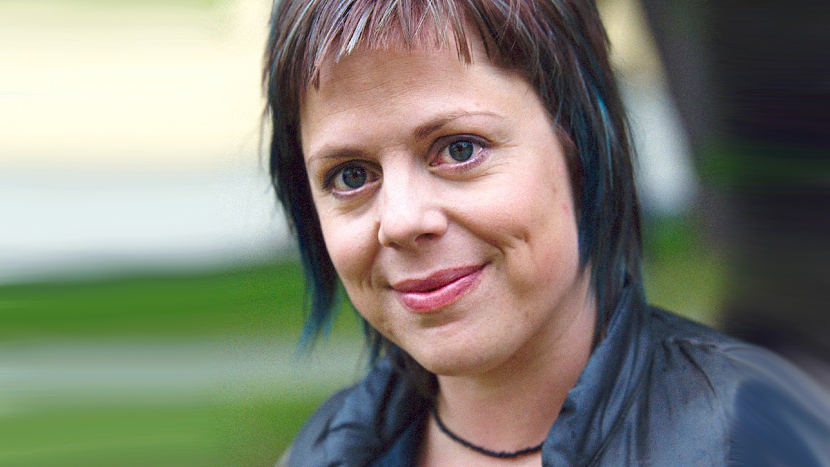 Ella Lemhagen, 2000. Foto: Sveriges Radio