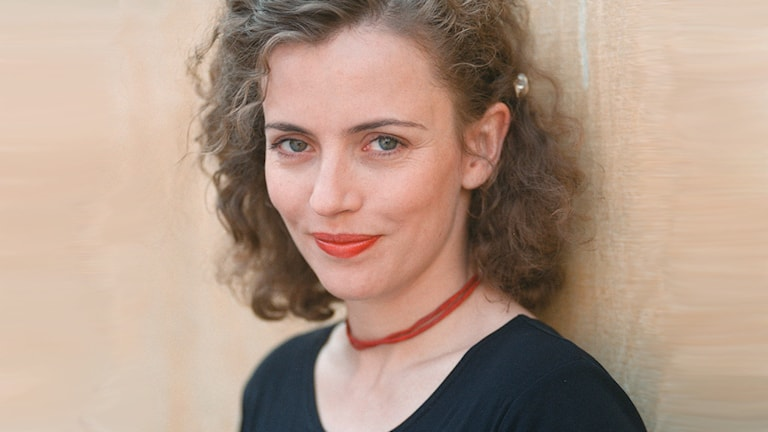 Amanda Ooms, Sommar 1999. Foto: Sveriges Radio
