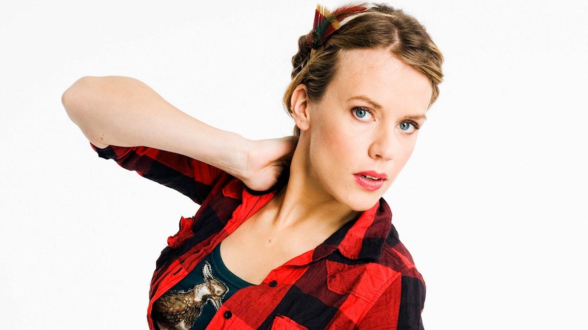 Annika Norlin. Foto: Sveriges Radio
