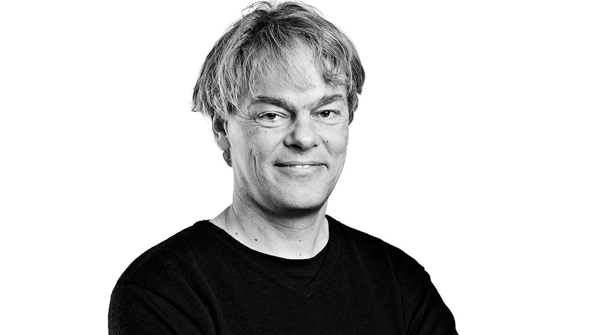 Edvard Moser. Foto: Geir Mogen, NTNU
