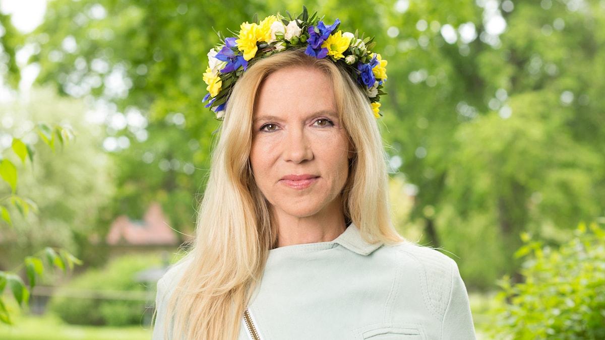 Liza Marklund. Foto: Mattias Ahlm