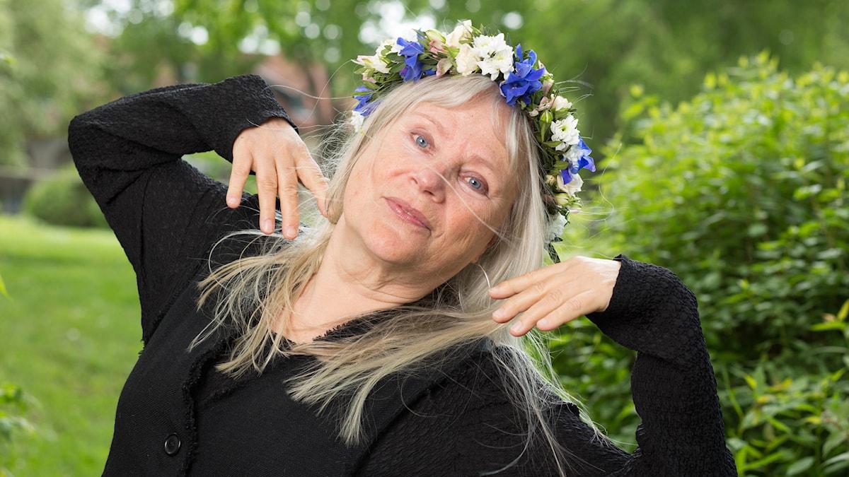 Ulla Skoog. Foto: Mattias Ahlm/Sveriges Radio