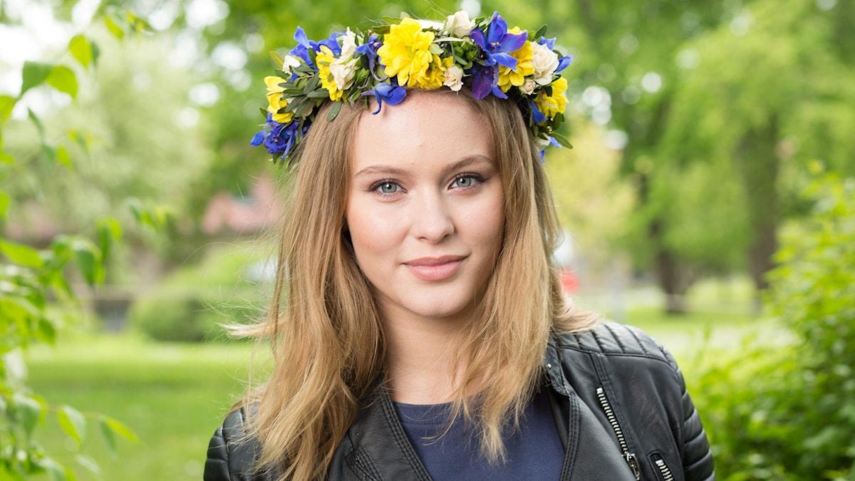 Zara Larsson. Foto: Mattias Ahlm/Sveriges Radio