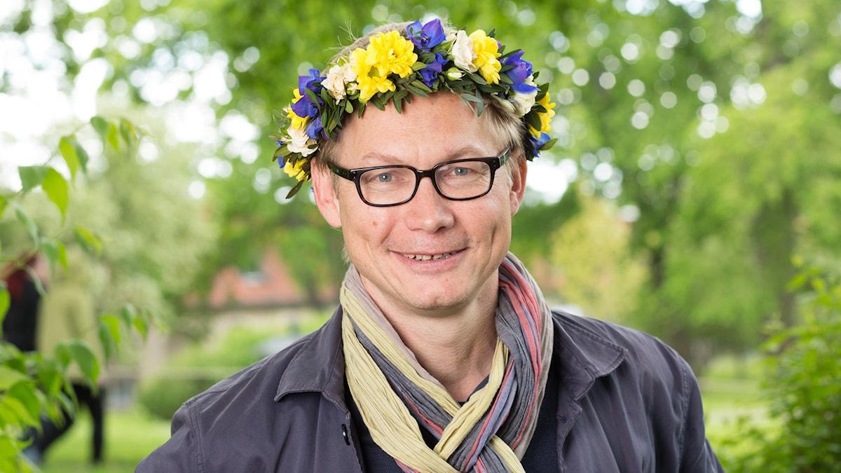 Magnus Falkehed. Foto: Mattias Ahlm/Sveriges Radio