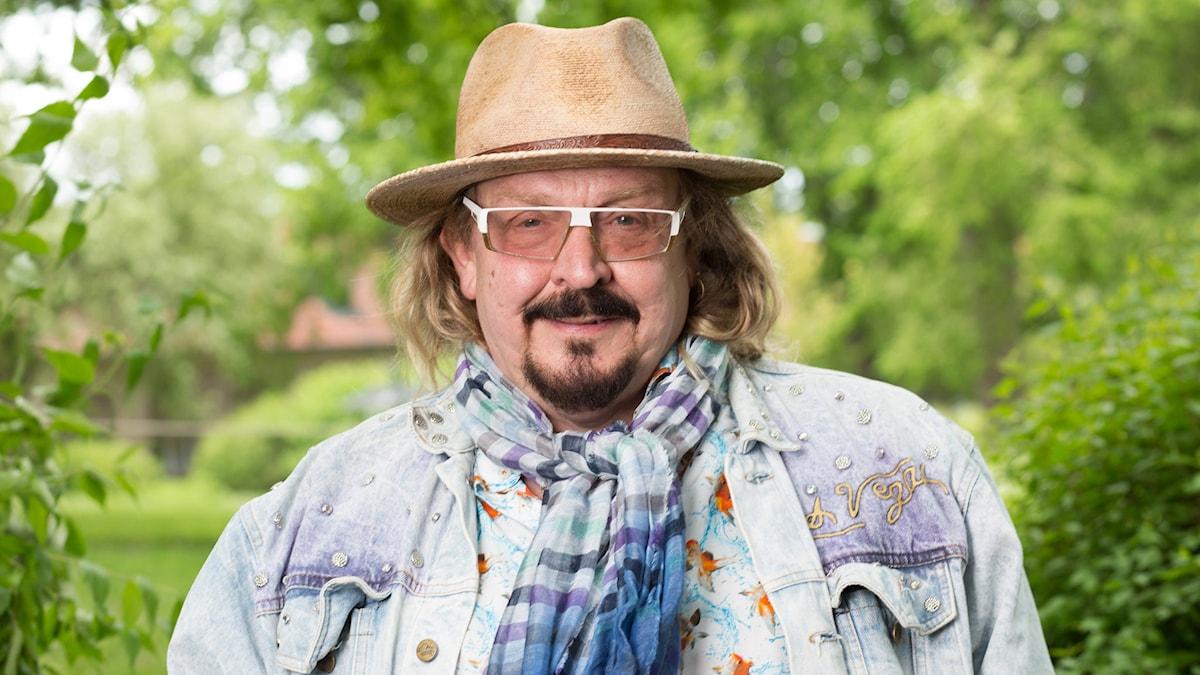 Olle Jönsson. Foto: Mattias Ahlm/Sveriges Radio