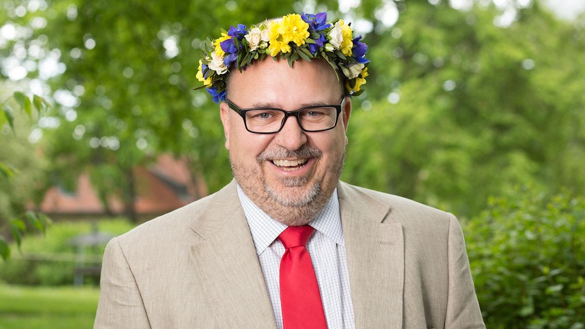 Karl-Petter Thorwaldsson. Foto: Mattias Ahlm/Sveriges Radio