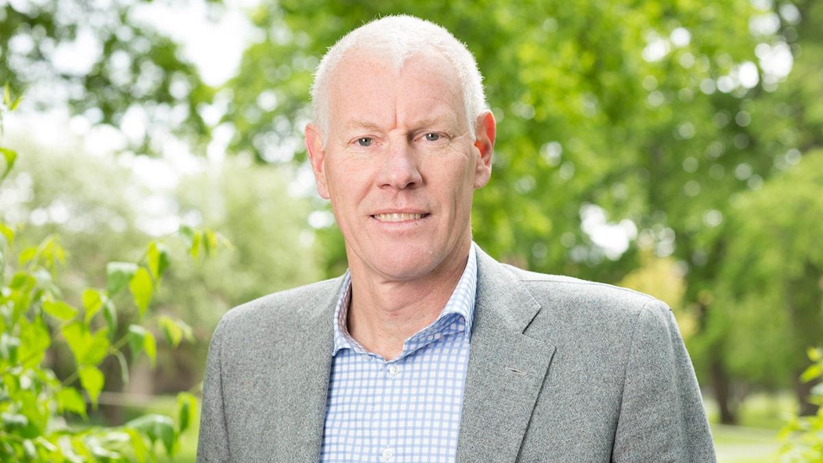 Bengt Baron. Foto: Mattias Ahlm/Sveriges Radio