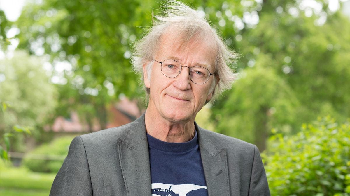 Tom Alandh. Foto: Mattias Ahlm/Sveriges Radio