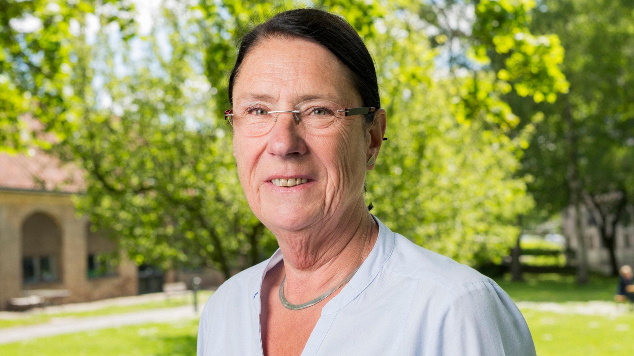 Heléne Anderson Foto: Mattias Ahlm/Sveriges Radio