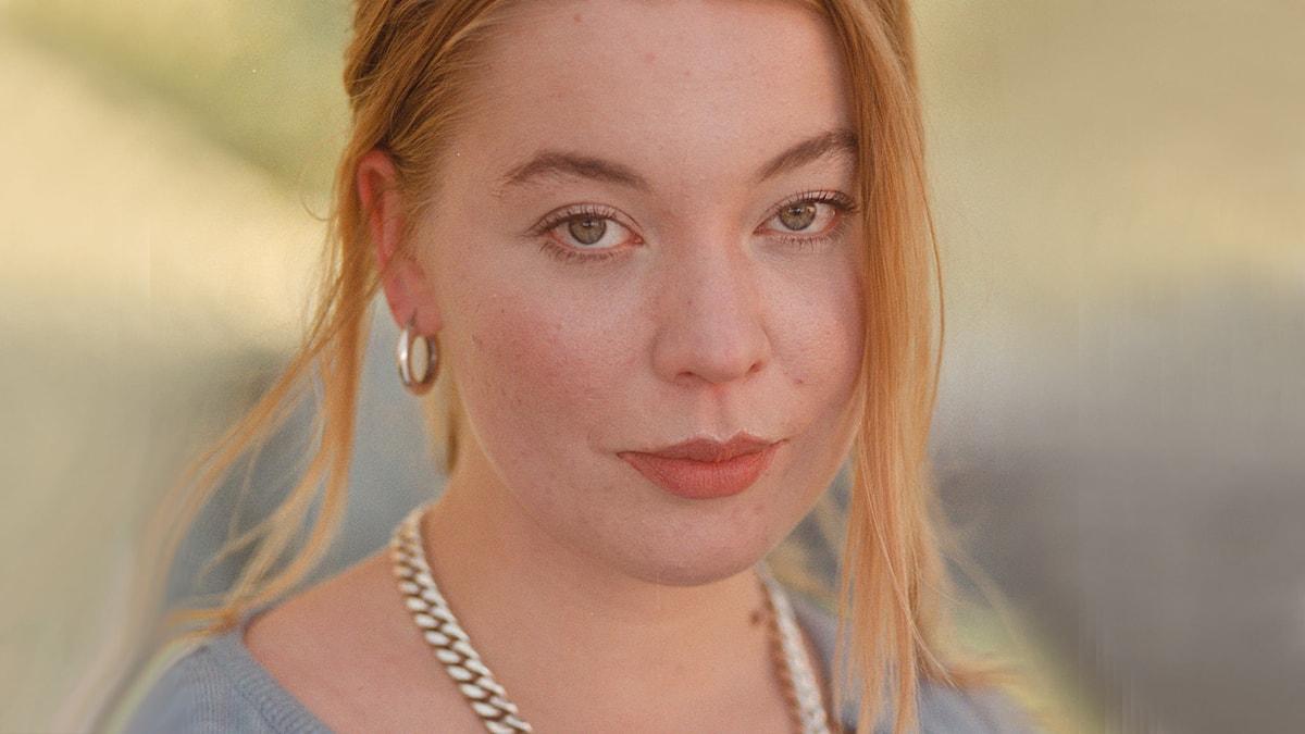 Karolina Ramqvist 1999. Foto: Sveriges Radio.