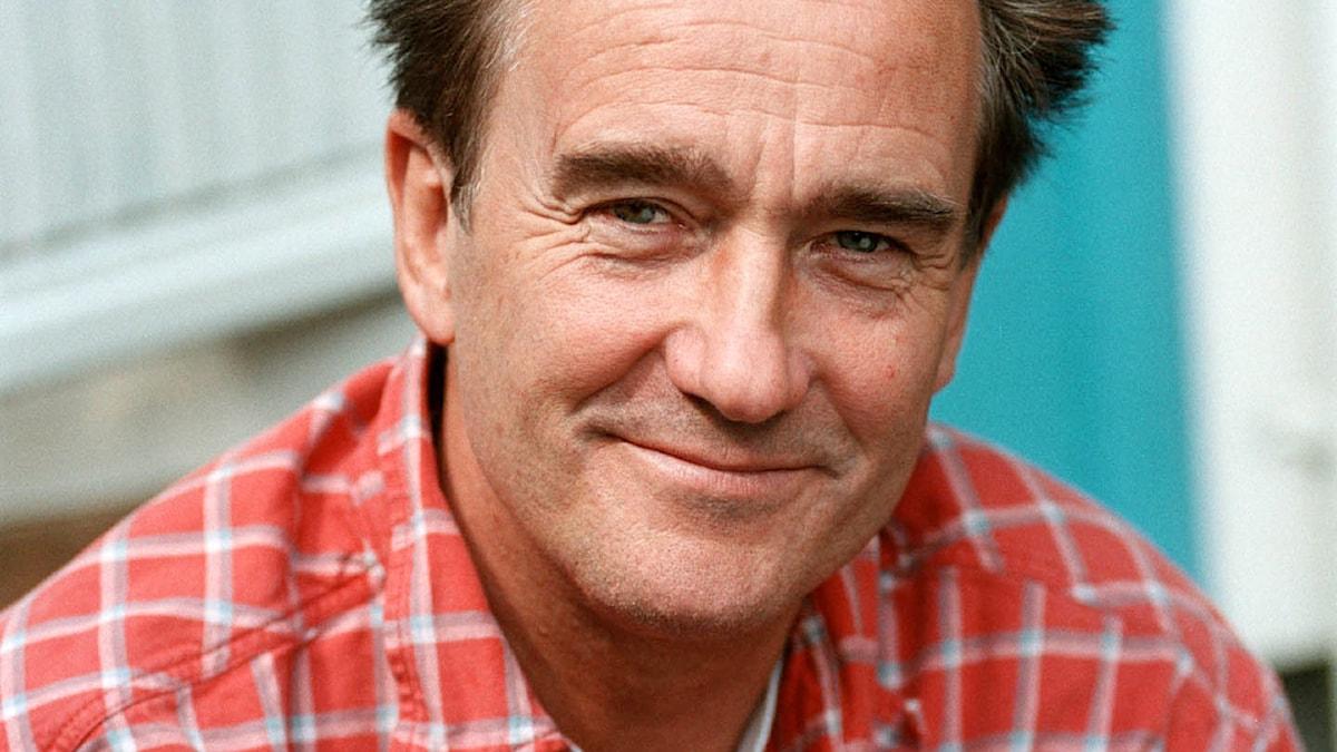 Robert Broberg (från 2001). Foto: SVT Bild