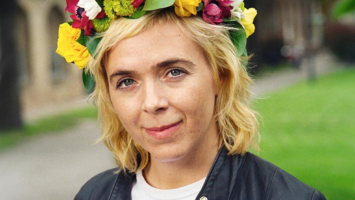 Tilde Björfors. Foto: Sveriges Radio