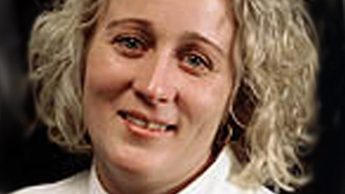 Carola Magnusson 2001.