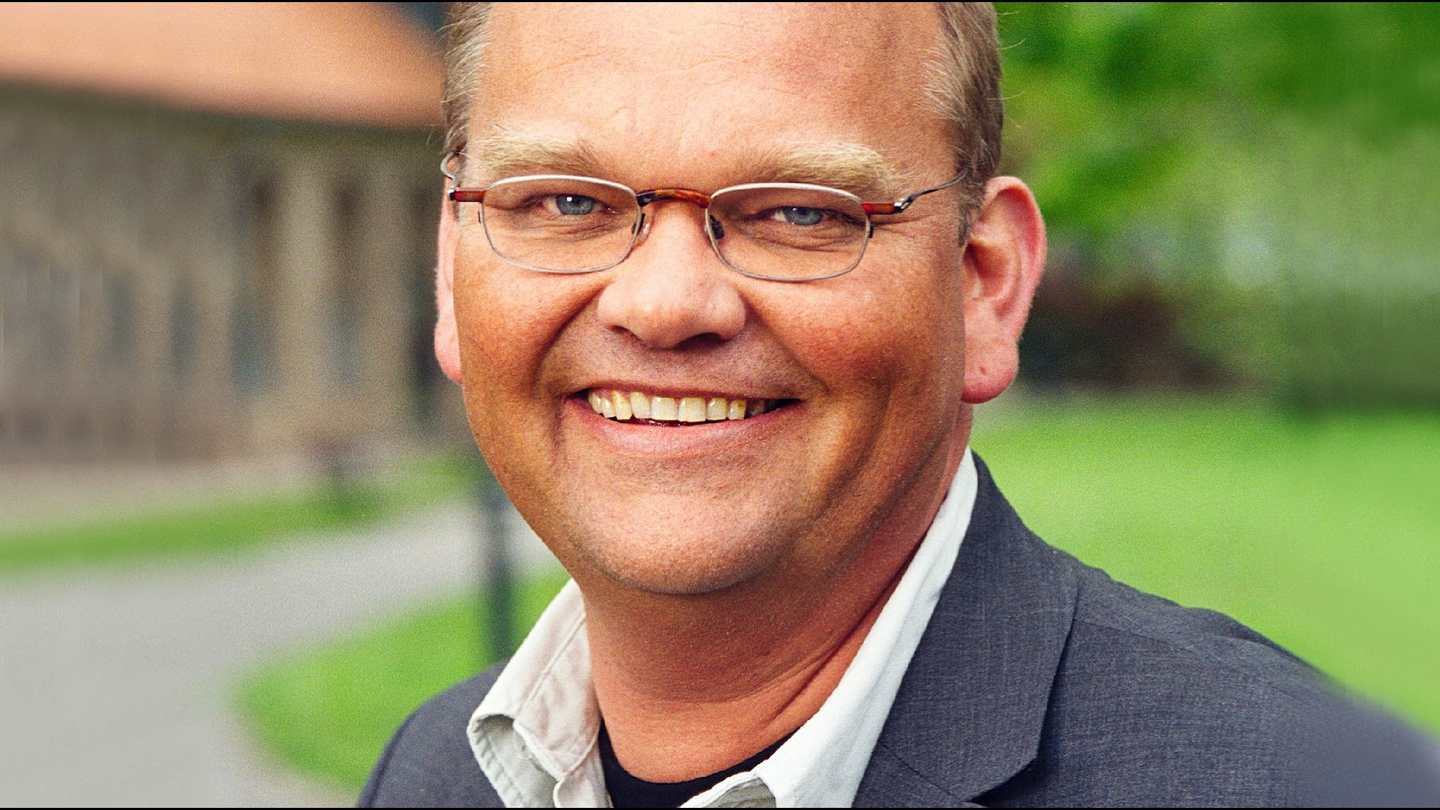 Tomas Boström. Foto: Sveriges Radio