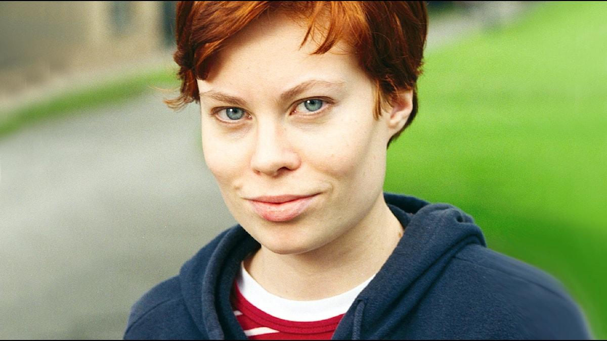 Linna Johansson. Foto: Sveriges Radio