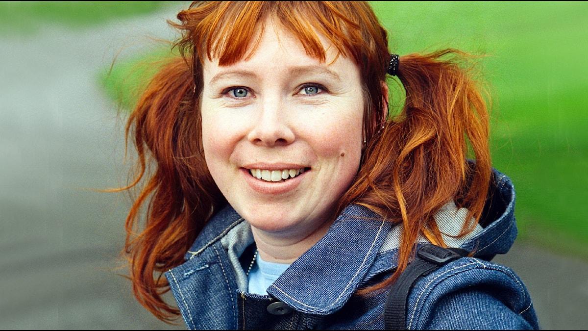 Catti Brandelius. Foto: Sveriges Radio