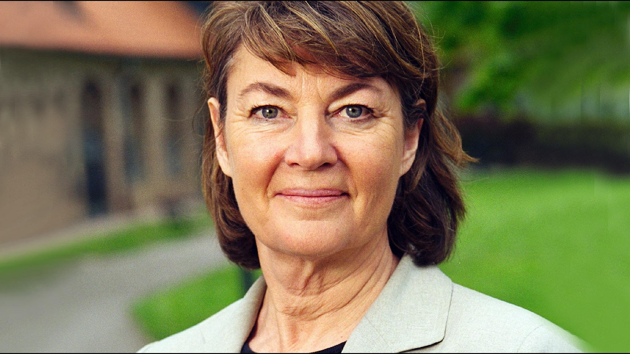 Catharina Grünbaum. Foto: Sveriges Radio