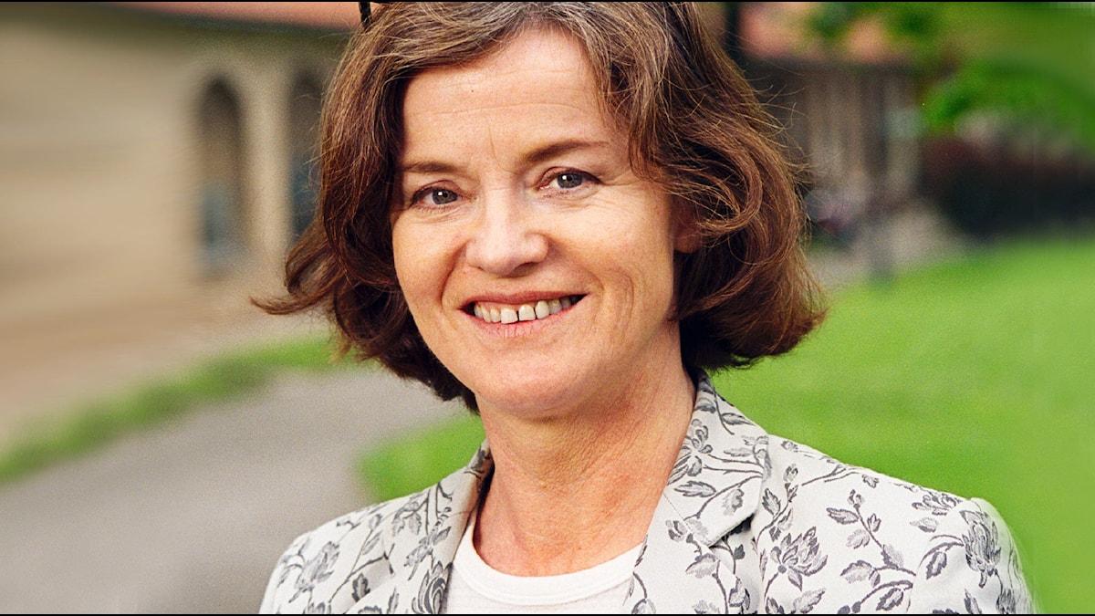 Camilla Lundberg. Foto: Sveriges Radio