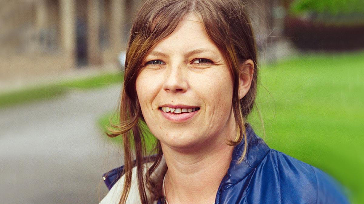 Lina Ekdahl 2001. Foto: Sveriges Radio