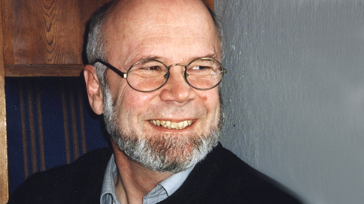 Bengt Gustafsson. Foto: Sveriges Radio