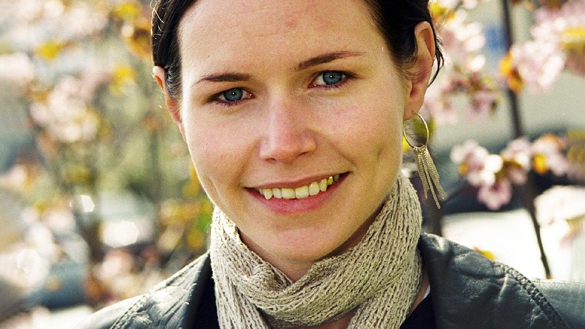 Nina Persson. Foto: Sveriges Radio