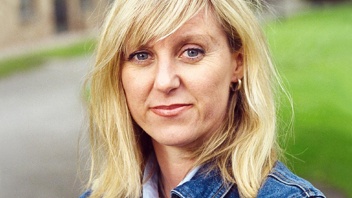 Marie Hermanson 2001. Foto: Sveriges Radio.