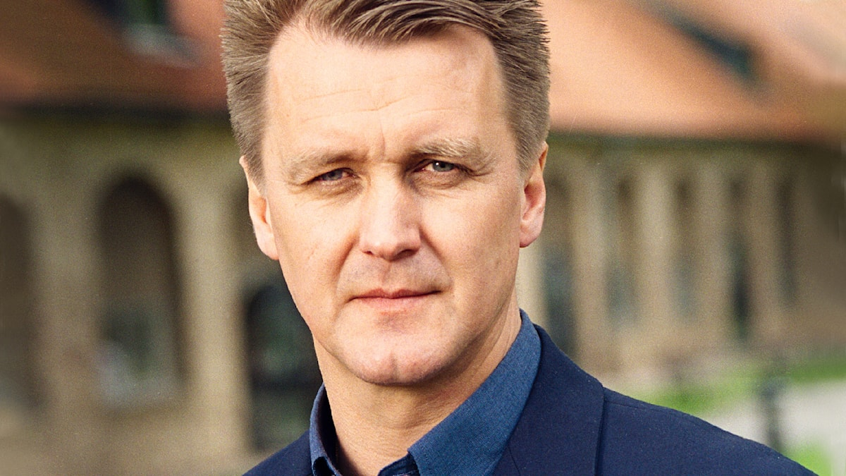 Rolf Sandberg 2001. Foto: Sveriges Radio