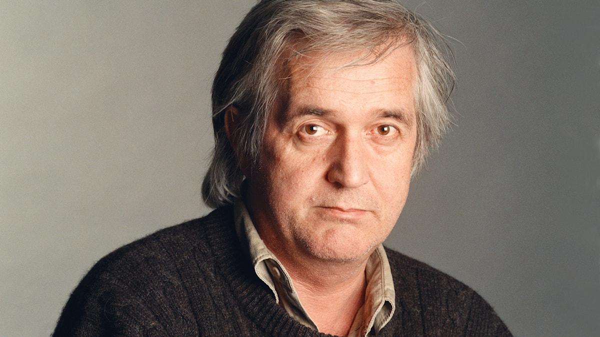 Henning Mankell 1999. Foto: Sveriges Radio