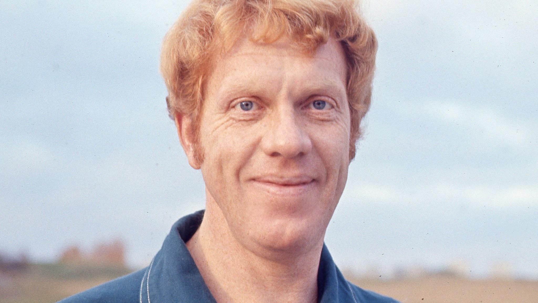 Tage Danielsson 1969. Foto SVT Bild.