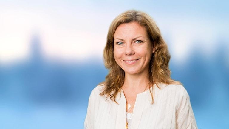 Terese Cristiansson. Foto: Mattias Ahlm/Sveriges Radio
