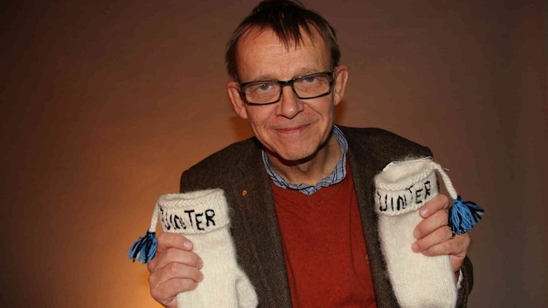 Hans Rosling. Foto: Christa Murley/ Sveriges Radio