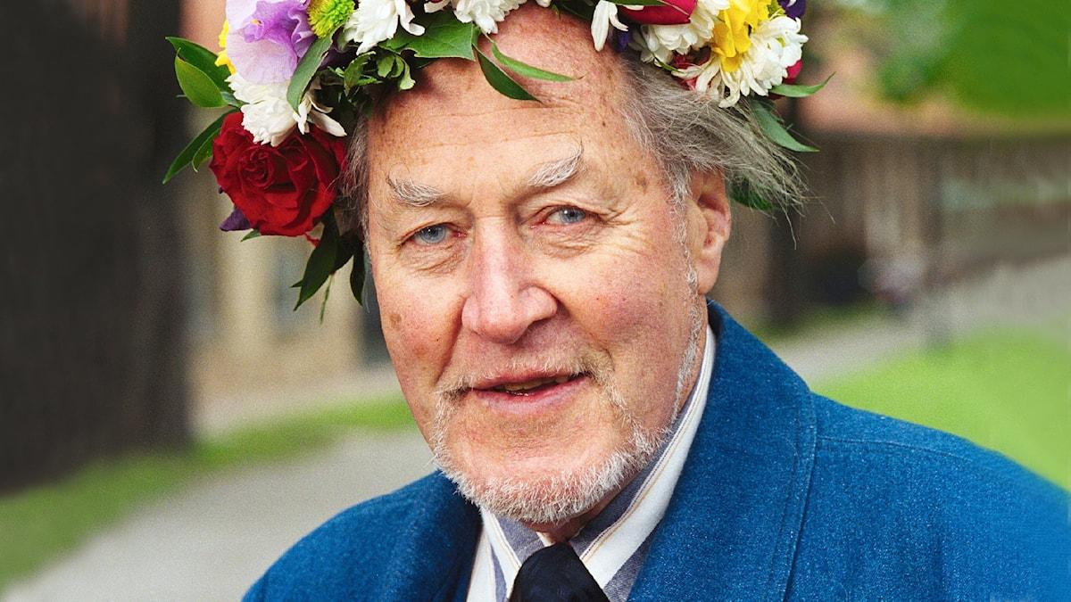 Lars Ulvenstam 2001. Foto: Sveriges Radio