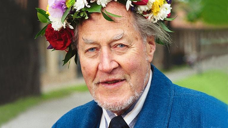 Lars Ulvenstam (2001). Foto: Sveriges Radio