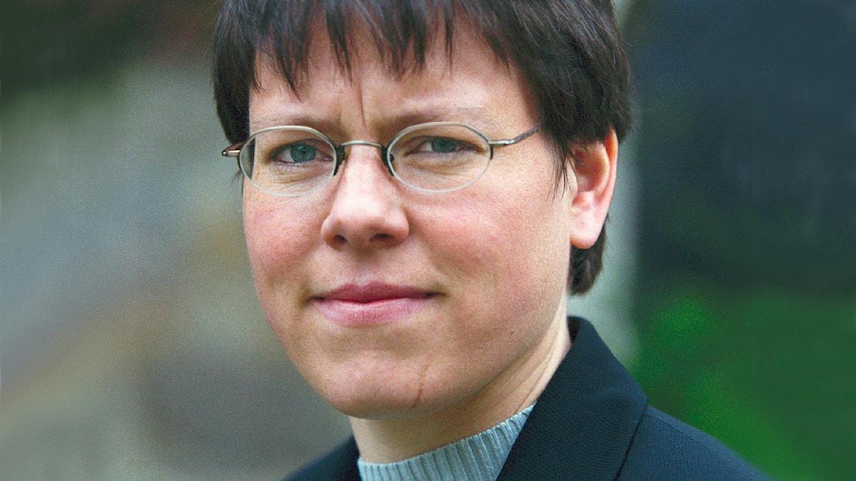 Lena Andersson 2000. Foto: Sveriges Radio