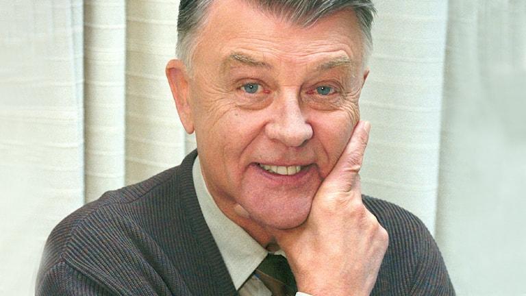 Sven-Bertil Taube 2000. Foto: Sveriges Radio