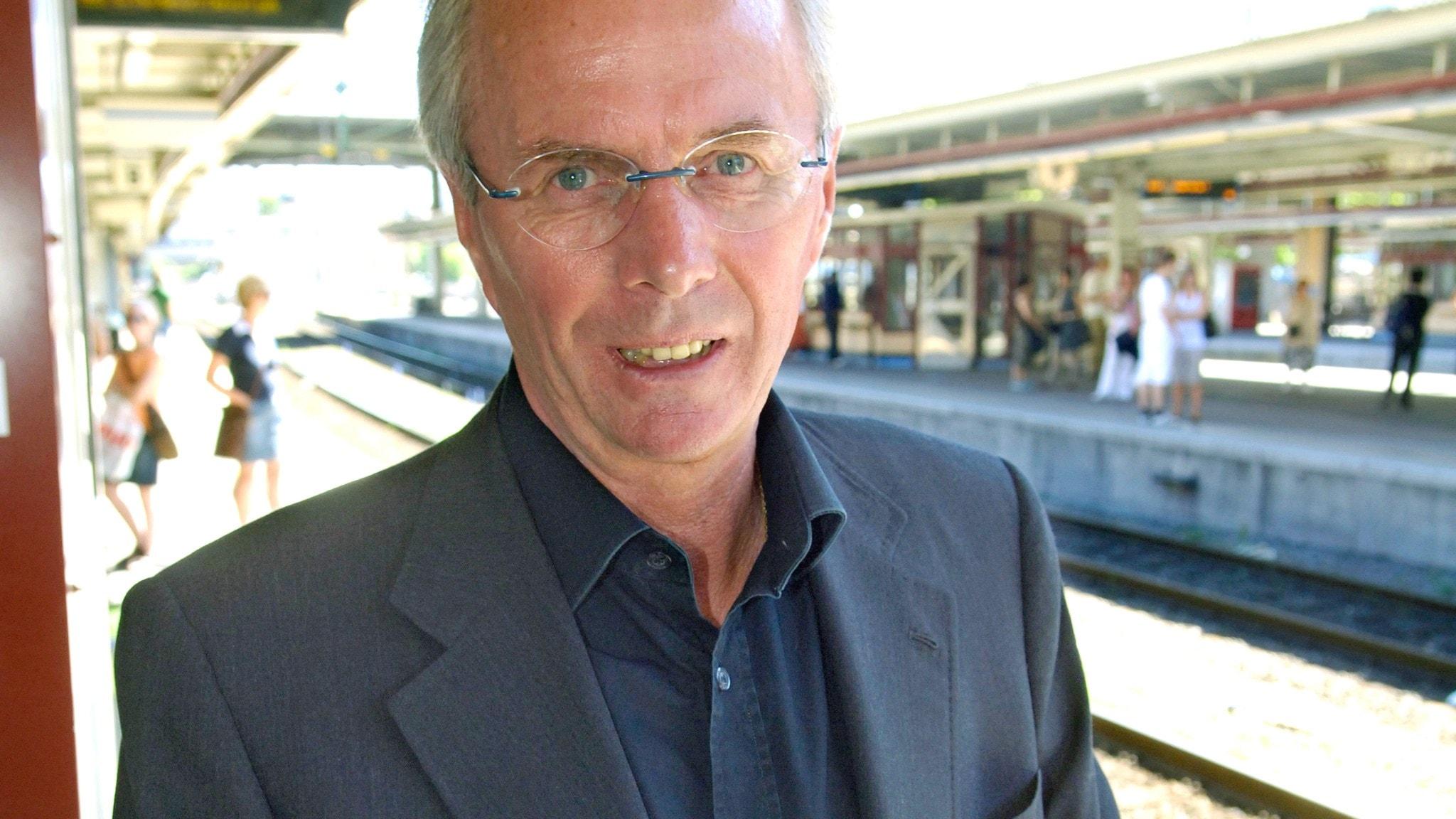 """Sven-Göran """"Svennis"""" Eriksson 2007. Foto: Björn Larsson Ask / SvD / TT Bild"""