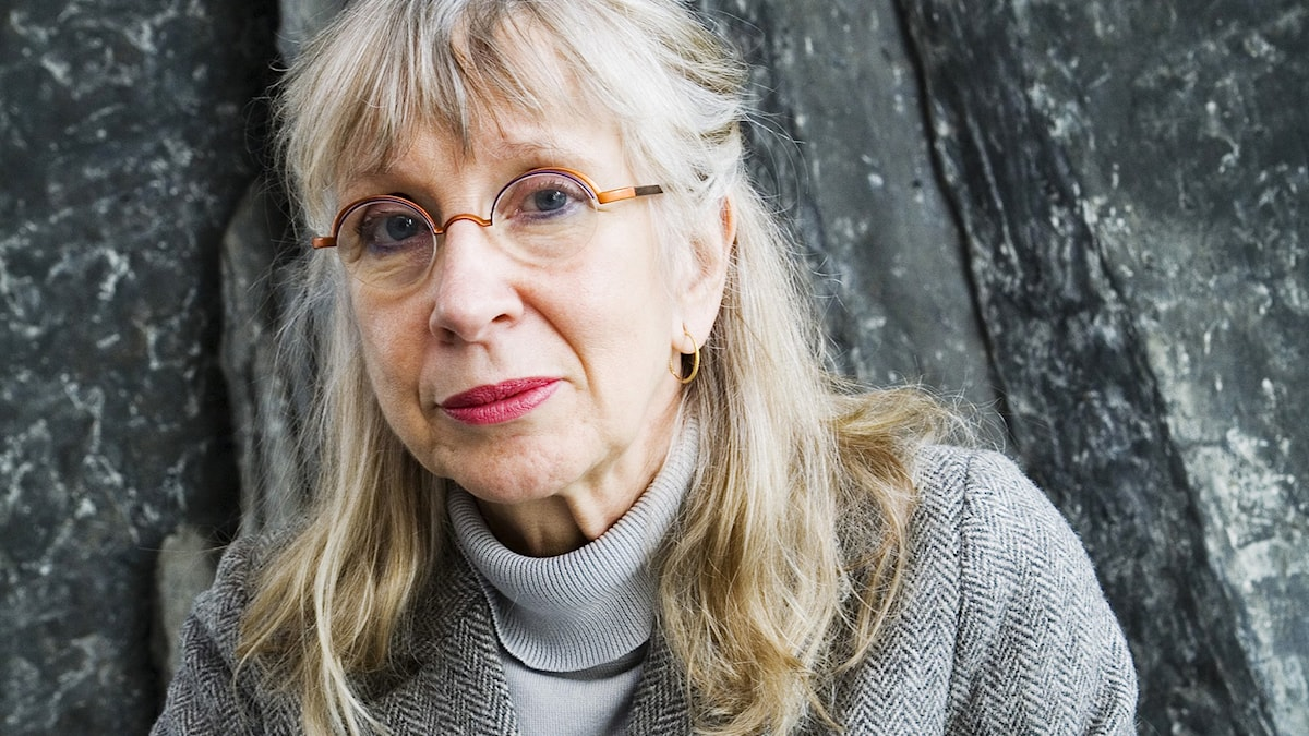 Suzanne Osten. Foto: Mattias Ahlm/Sveriges Radio (bild från 2008)