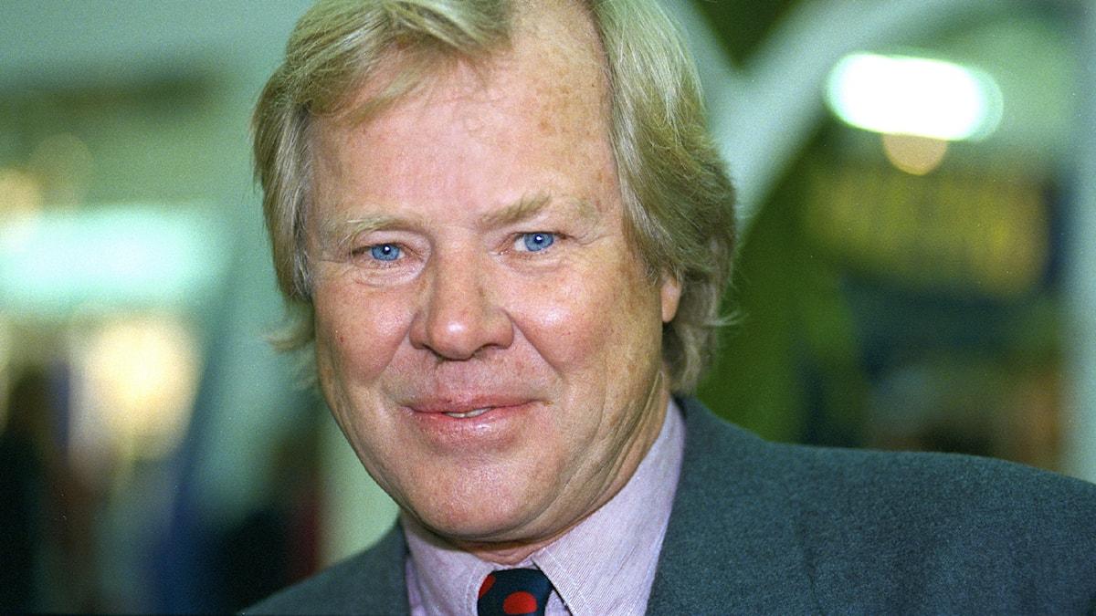 Staffan Heimerson 1991 (bild från 1999). Foto: Sveriges Radio