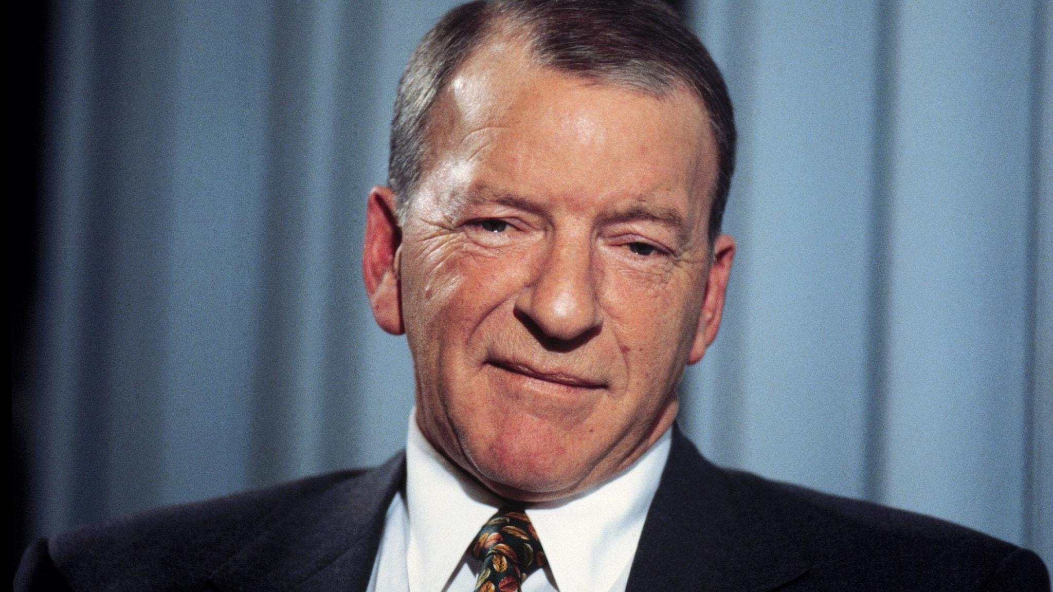 Pehr G Gyllenhammar 1992.