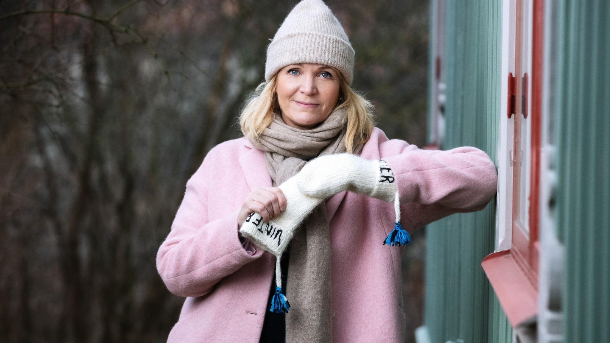 Kattis Ahlström, journalist och programledare