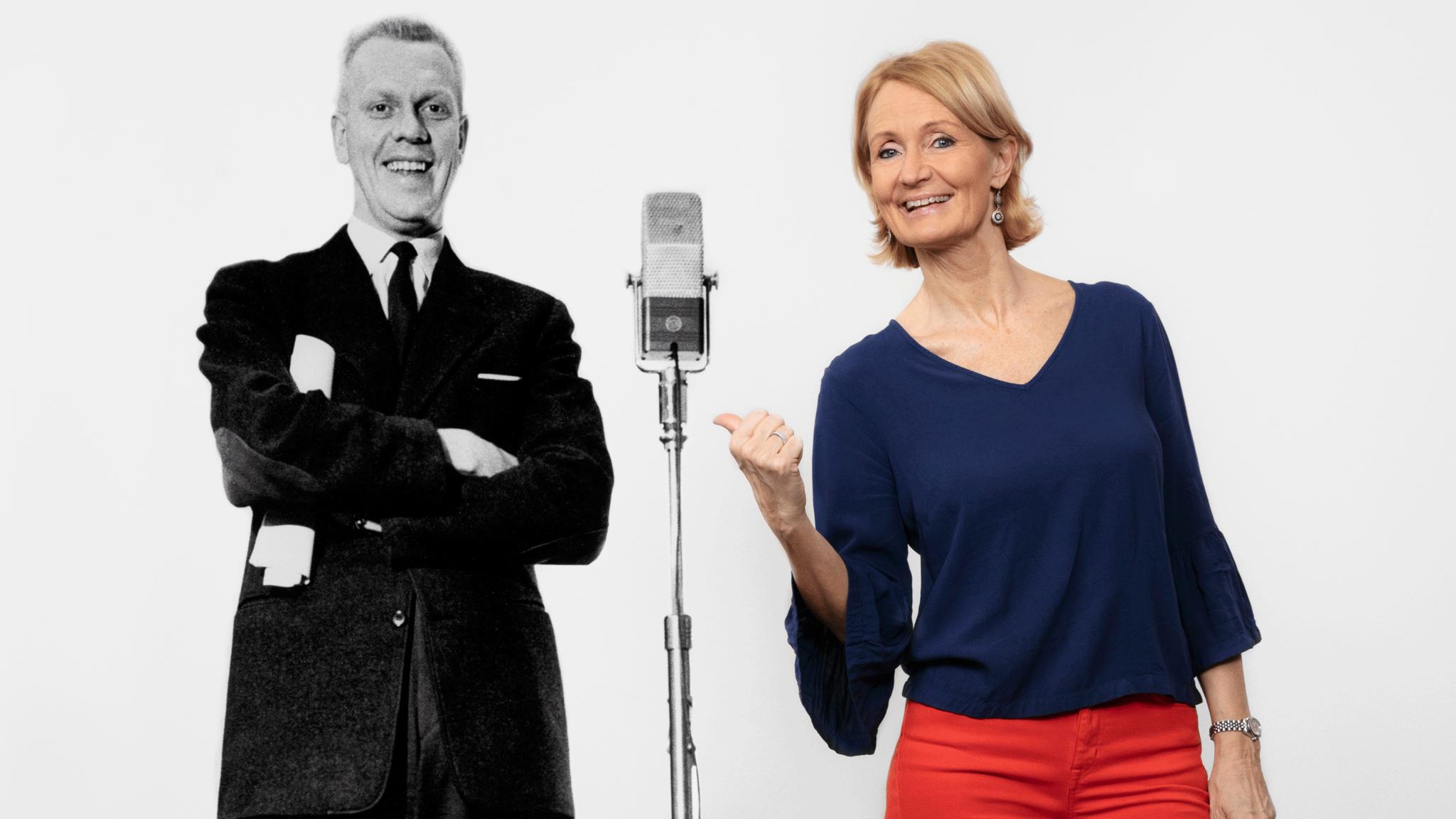 Sommar 60 år: Bibi Rödöö om att förvalta Tage Danielssons arv
