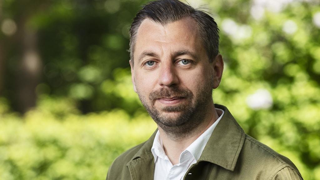 Fredrik Krohnman.